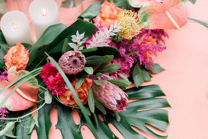 Bright and Colorful Wedding | Ashley Lynn Photography