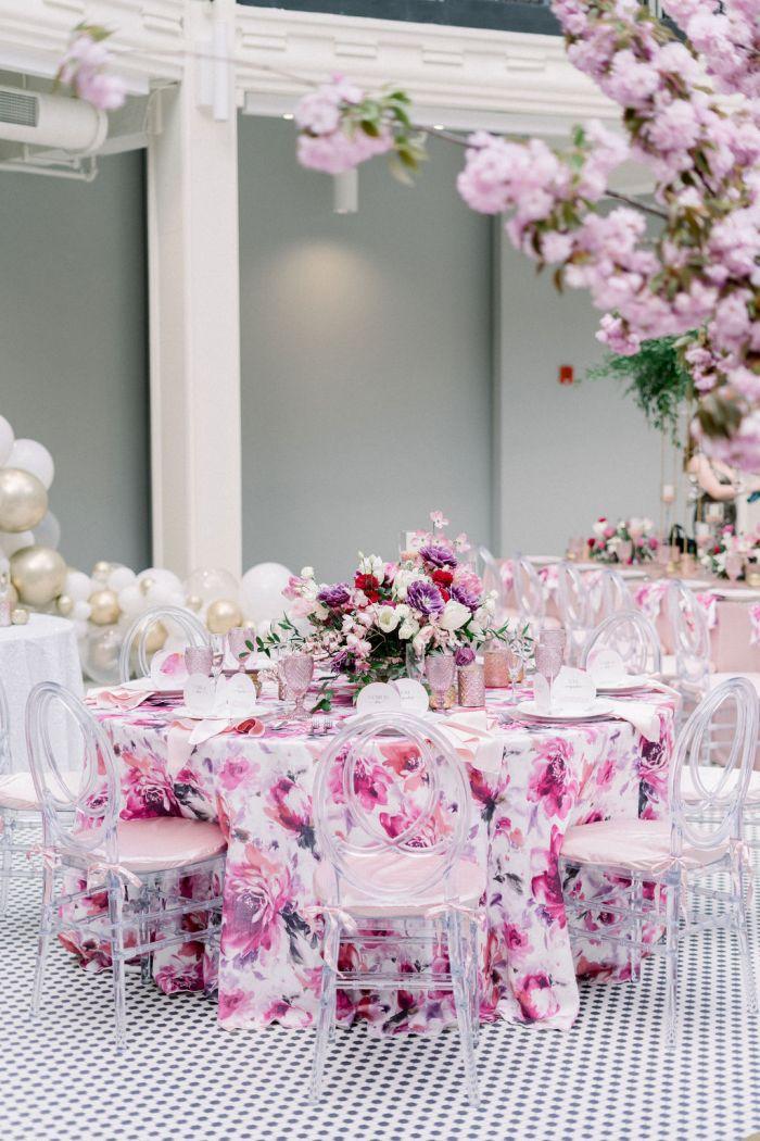 Floral Wedding Dayton Arcade Wedding | Ashley Lynn Photo