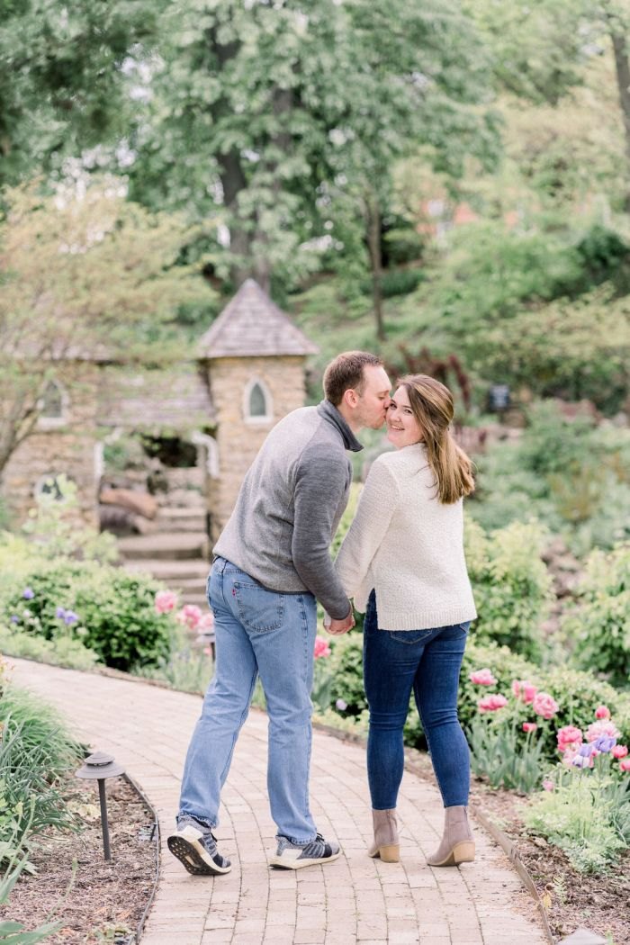 Dayton, Ohio Engagement Photographs