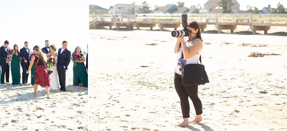 Sand is hard enough to walk on without camera gear strapped to me!! Not the most flattering.