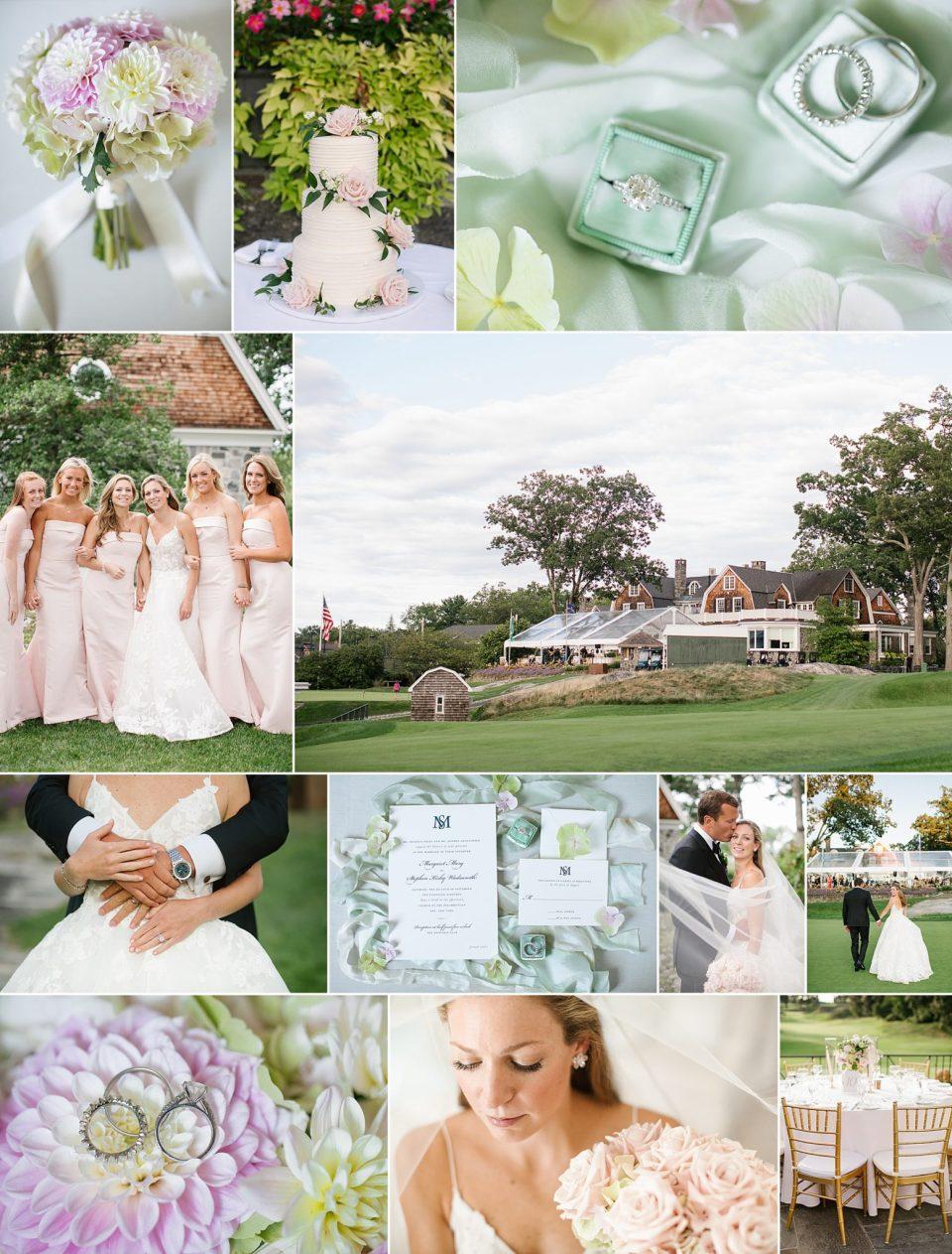 Apawamis Club wedding by Ashley Mac Photographs