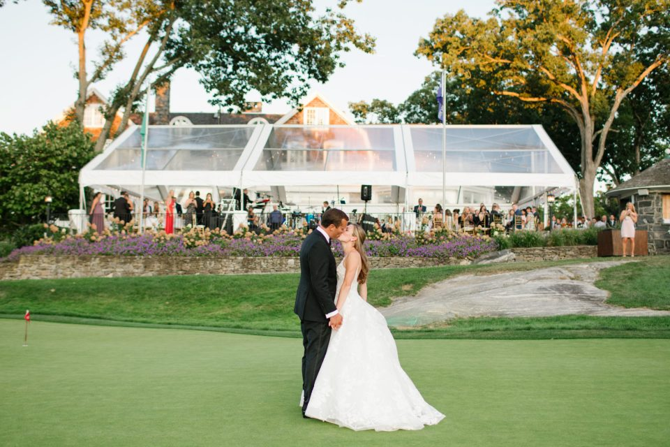 tented wedding reception photographed by Ashley Mac Photographs