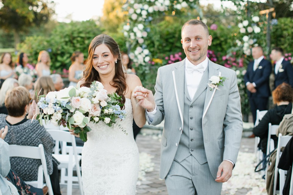joyful wedding day photographed by Ashley Mac Photographs