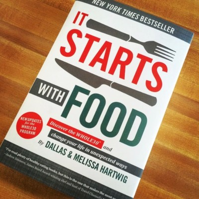Whole 30: A 30 Day Journey to a Healthier Lifestyle