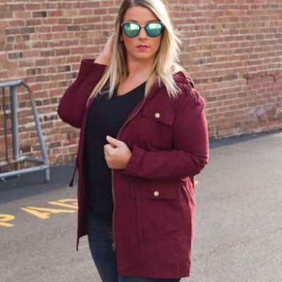 Fall Fashion: Mad About Maroon