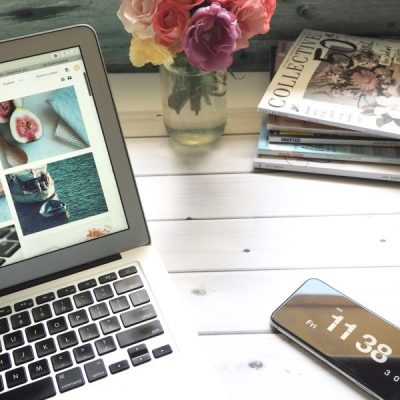 One Year Blogiversary + Helpful Tips for Bloggers/Entrepreneurs