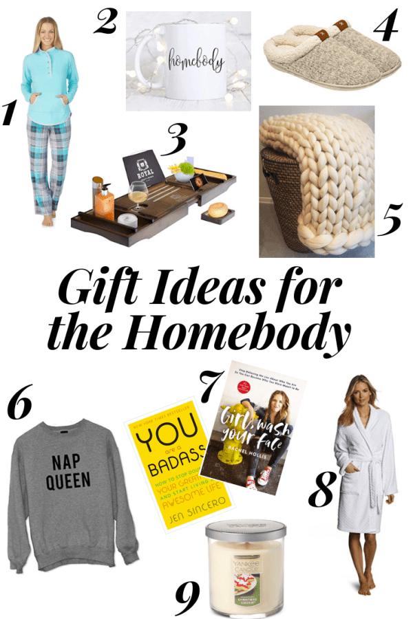 homebody gift ideas