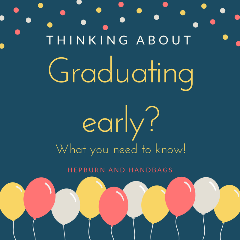 Thinking about graduating early from college?