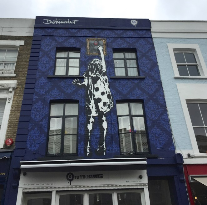 things to do in London- portobello road notting hill