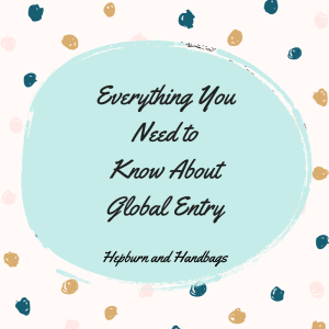 Everything you need to know about global entry and pre-check