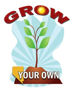 Grow Your Own! A Back-to-Basic Guide to Great Harvests in Nevada Class