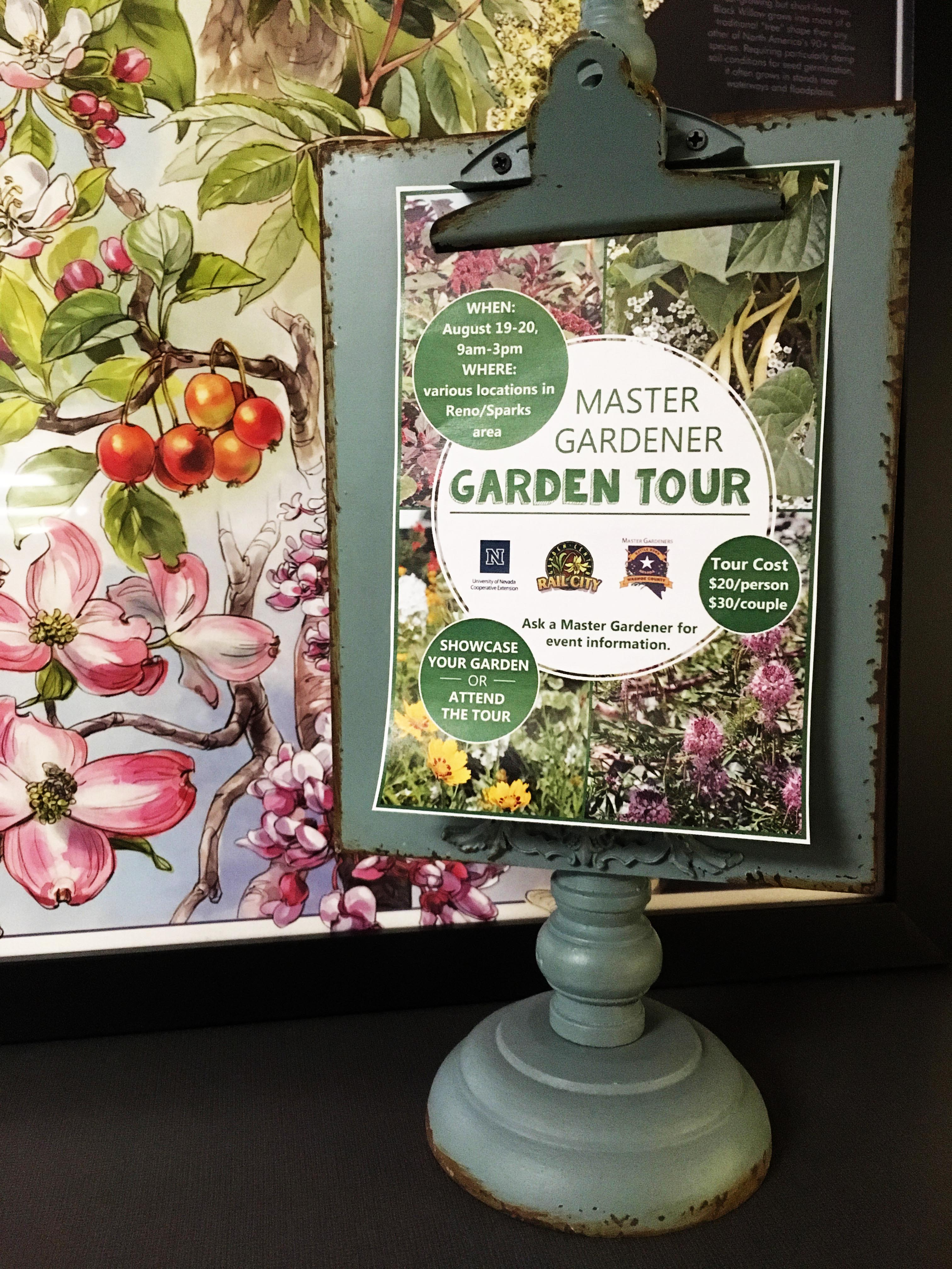 How Does a Master Gardener's Garden Grow?