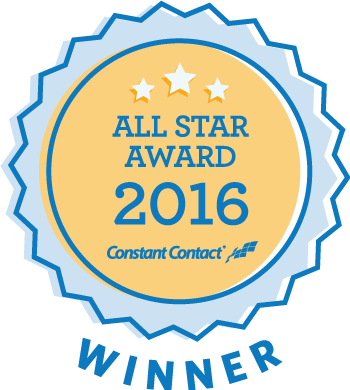 2016 Constant Contact All Star!
