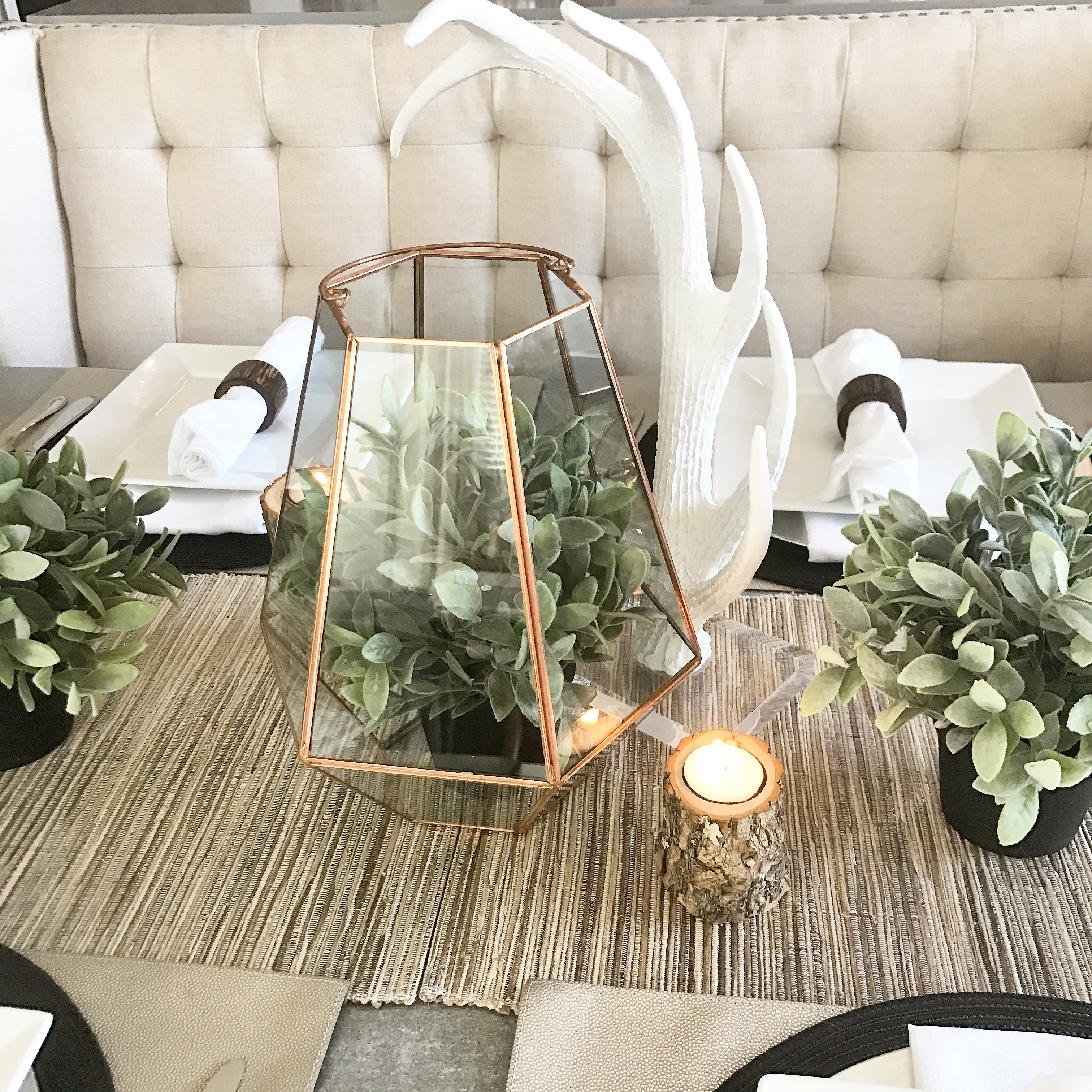 Ashley Nicole Interiors Tablescapes