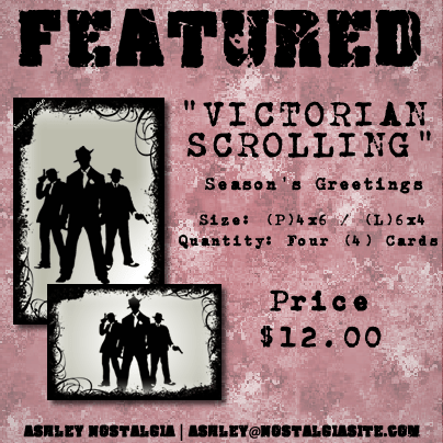 Victorian Scrolling