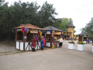 Jesters Portraits at the Texas Renaissance Festival