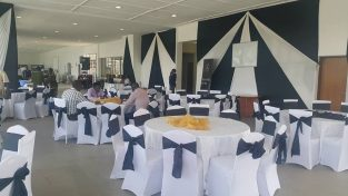 corporate event decoration in kenya