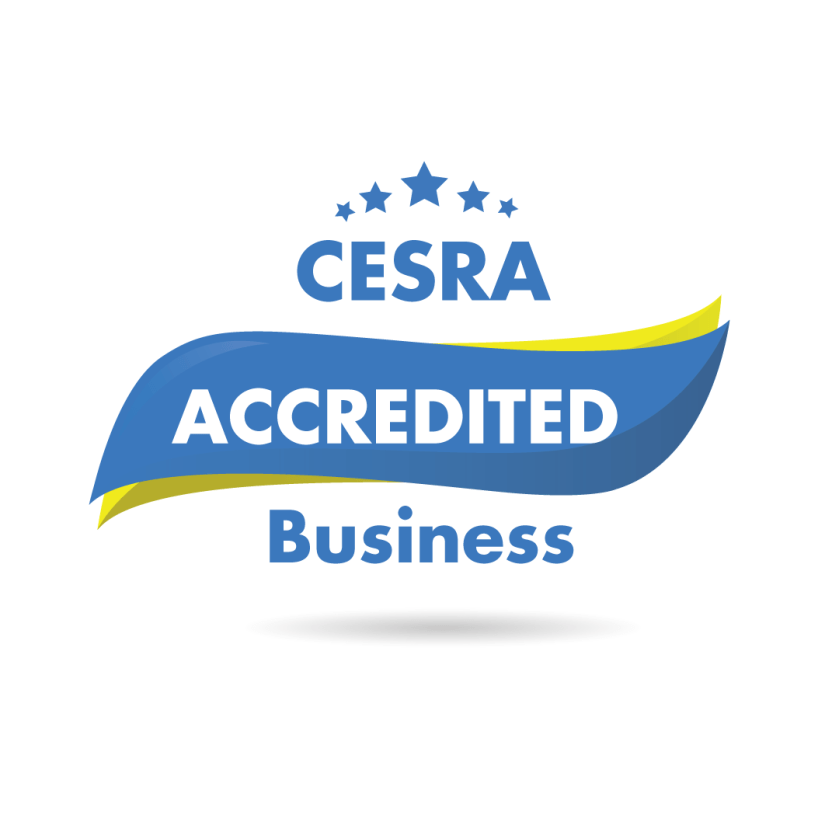 CSR accredited business