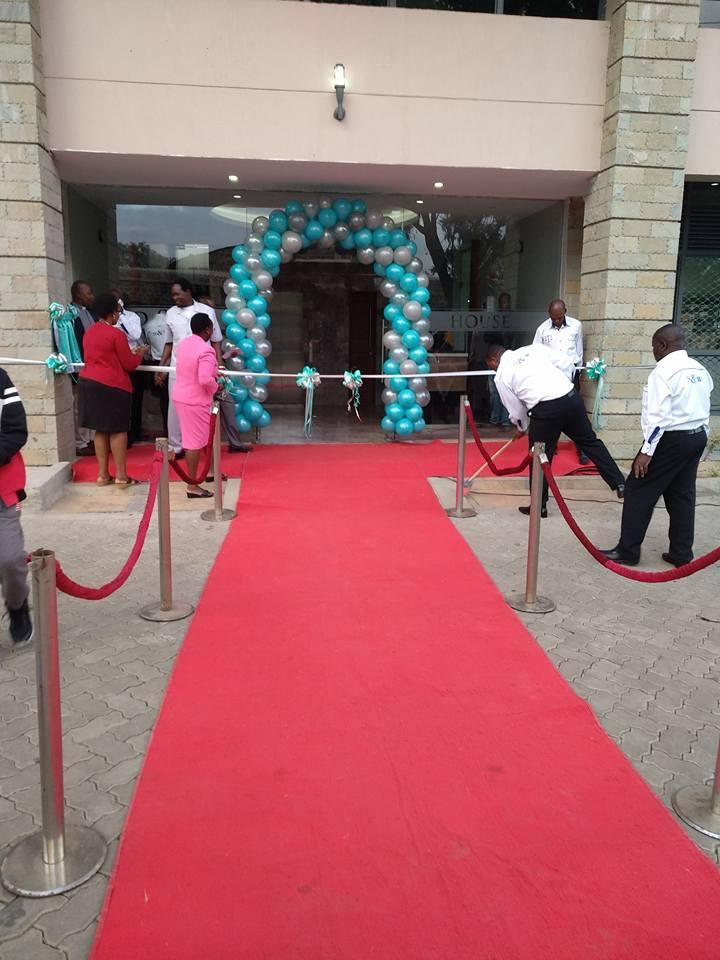 Building launch - DnD Building Nakuru