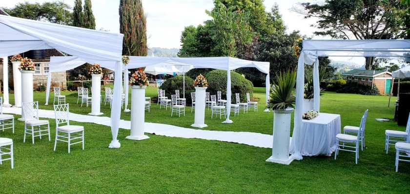 Canopy Wedding tents