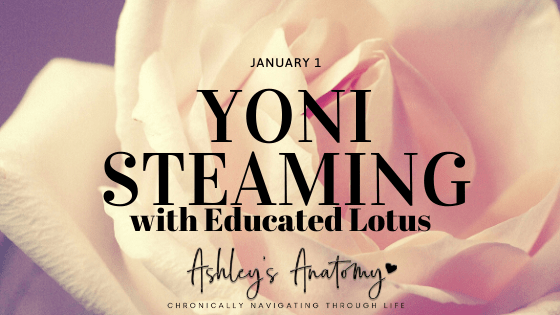 Yoni Steaming with Educated Lotus