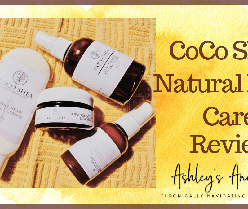 CoCo Shea Natural Body Care Review