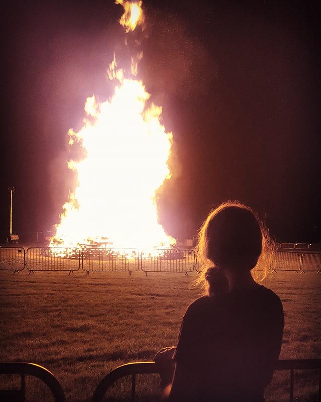 Bonfire Night <br> Celebrations