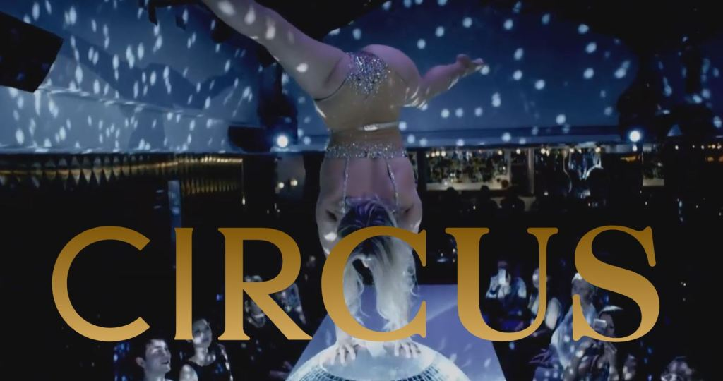 Fine Dining & Aerial Entertainment at CIRCUS Restaurant