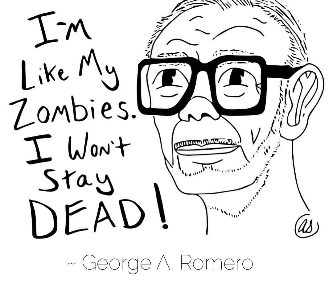 George Romero_Quote
