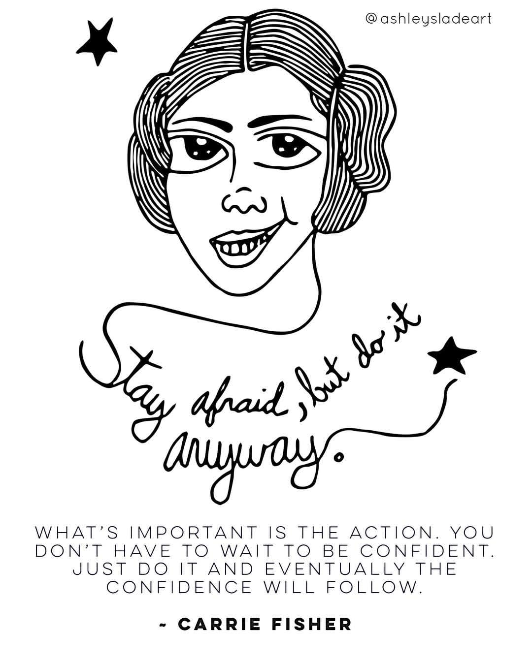 Carrie Fisher_Quote