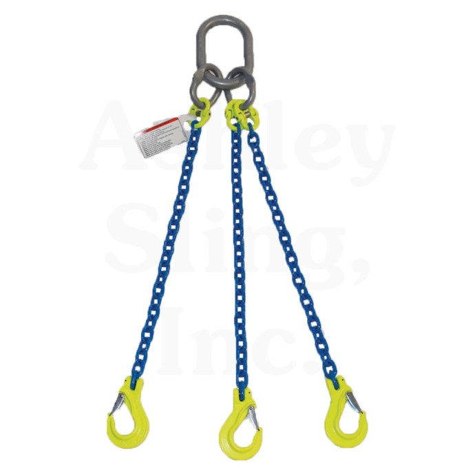 Type T Alloy Chain Sling