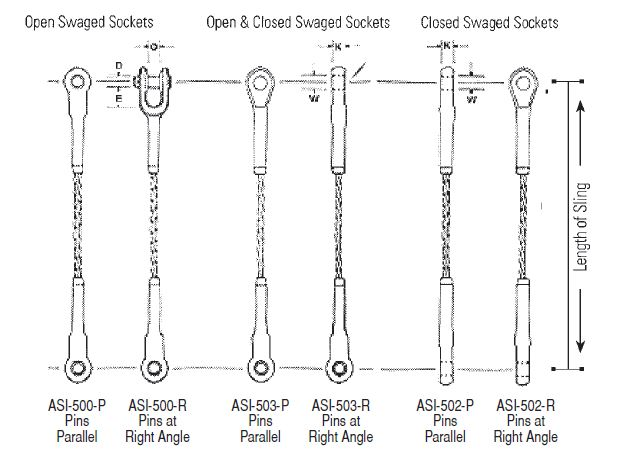 pendant sockets diagram