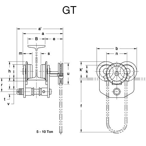 GT-10T