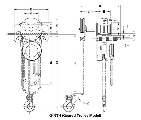 NTH Geared Model