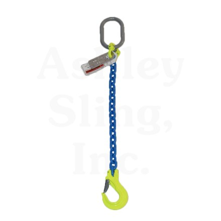Single Leg Alloy Chain Sling