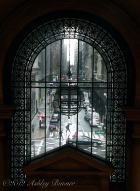 View from the New York Public Library