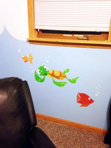 Under the Sea Mural Image 3