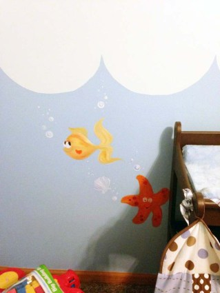 Under the Sea Mural Image 7