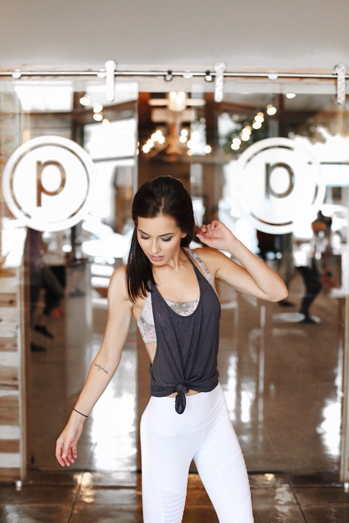 Pure barre // ashley terk // birmingham // workout of the day // workout wednesday - Pure Barre Class featured by popular Los Angeles lifestyle blogger, Ashley Hodges