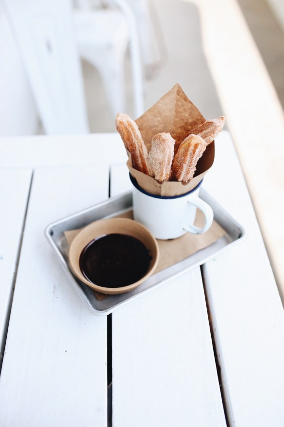 BarTaco, Churros - THE ULTIMATE NASHVILLE CITY GUIDE featured by popular Los Angeles travel blogger, Ashley Hodges