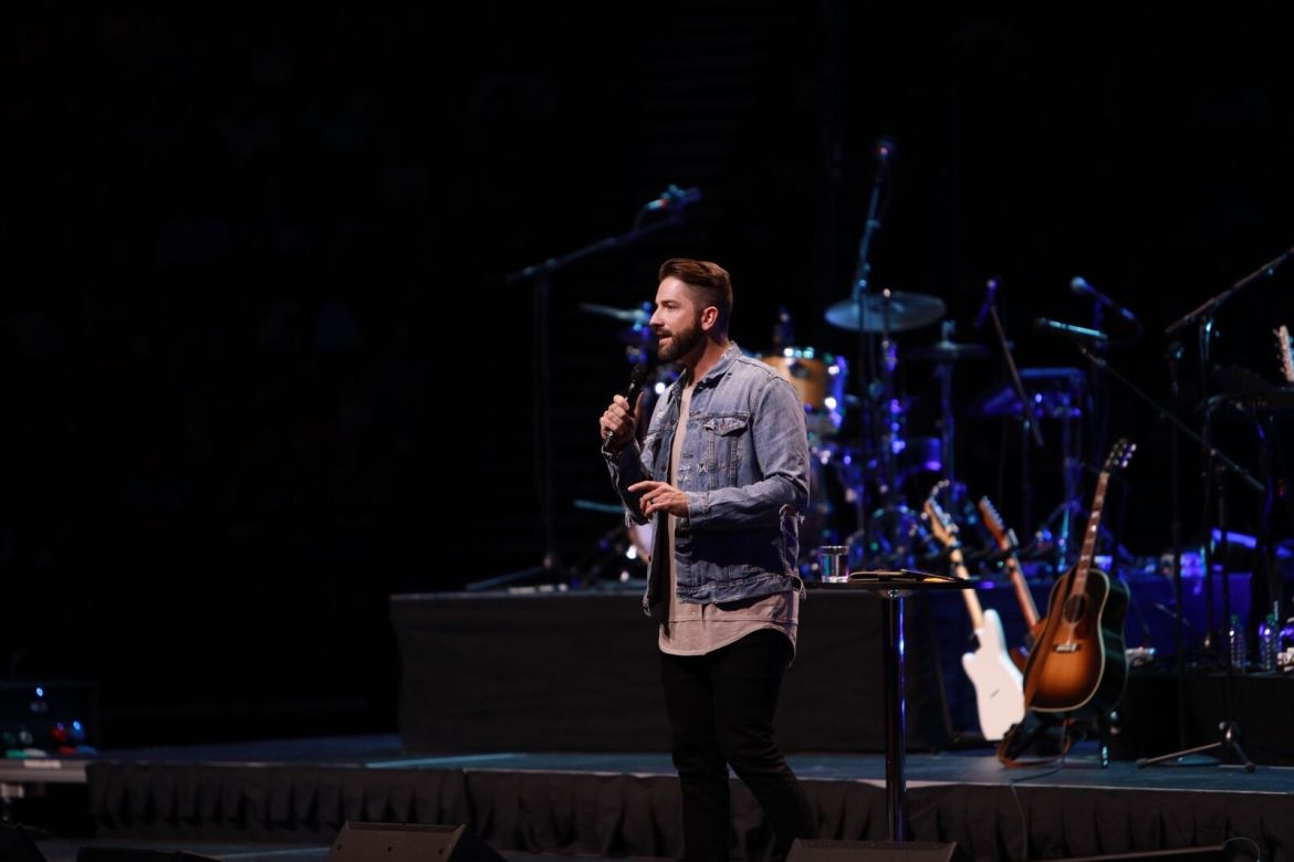Motion Student Conference Recap by Alabama Lifestyle Blogger Ashley Hodges of AshleyTerk // Mark Pettus // Church of the Highlands // Student Conference // Birmingham Alabama Lifestyle Blogger - What I learned at MOTION Conference 2017 and Review of Speakers featured by popular Los Angeles life and style blogger, Ashley Hodges
