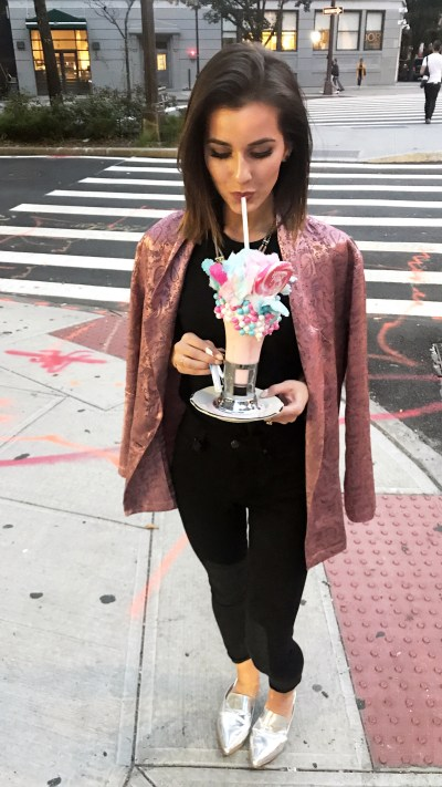 New York City Guide by Ashley Hodges of Ashley terk // milkshake // free people // cotton candy