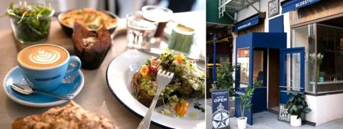 New York City Guide by Ashley Hodges of Ashley Terk // bluestone lane coffee // coffee // foodie // NYC // travel guide - New York City Guide, Where to Stay, Eat and Visit featured by popular Los Angeles travel blogger, Ashley Hodges