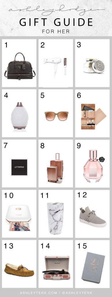 AshleyTerk.com | Nordstrom | Anthropologie | Perfume | Presents | Best Holiday Gifts for Her featured by top Los Angeles lifestyle blog Ashley Hodges