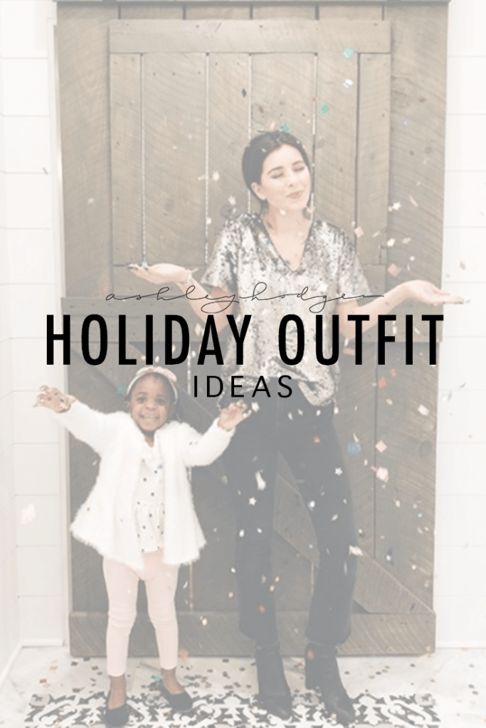 women's fashion trends | Holiday Outfit Ideas featured by top Los Angeles fashion blog Ashley Hodges