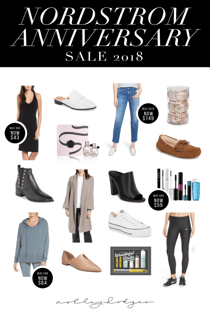 Popular Los Angeles fashion blogger, Ashley Hodges, is getting ready for the amazing Nordstrom Anniversary Sale and shares everything you need to know!