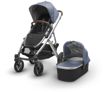 Baby Registry Essentials featured by popular Los Angeles life and style blogger and new mom, Ashley Terk: UPPAbaby stroller