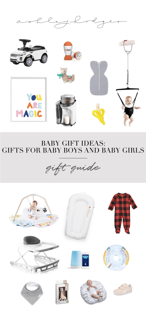 Top Gift Guide: Best Baby Gifts featured by top Los Angeles life and style blogger Ashley Hodges