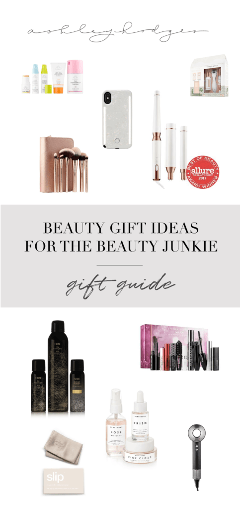 Beauty Gift Ideas For the Beauty Junkie featured by top Los Angeles beauty blogger, Ashley Hodges