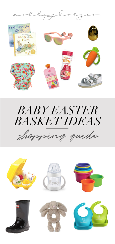 Toddler Easter Basket Ideas featured by top US life and style blogger Ashley Hodges